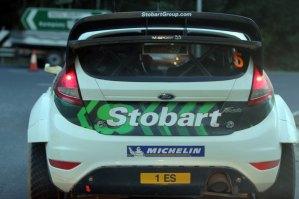Stobart Ford Fiesta WRC