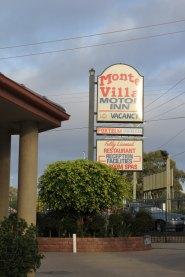 Motel Werbeschild