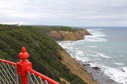 Ausblick vom Otway Leuchtturm