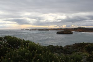 Landschaft Great Ocean Road