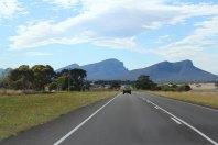 Von Hamilton nach Ballarat, 200 km mit nicht viel dazwischen