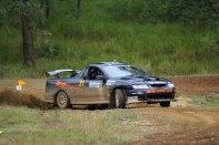 V8 Ute als Rallyefahrzeug