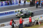 Shane Tucker im Monster Pro Stock Car