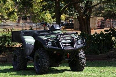 TGB ATV Tray Back