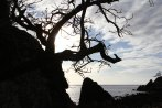 Sonnenuntergang Blue Pearl Bay