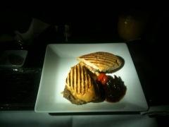 Steak Panini, lecker