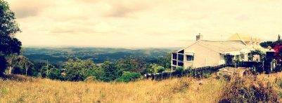 Ausblick auf die Gold Coast