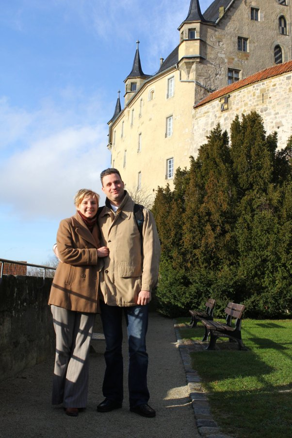 Anja und Jörg