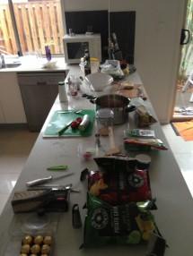 Vorbereitungen