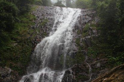 Tristan waterfalls