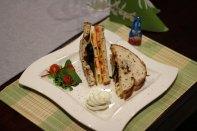 Sandwich am Karfreitag