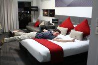 Ach, mein Bett