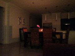Samstagabendstimmung bei uns zu Hause mit Licht von DENK