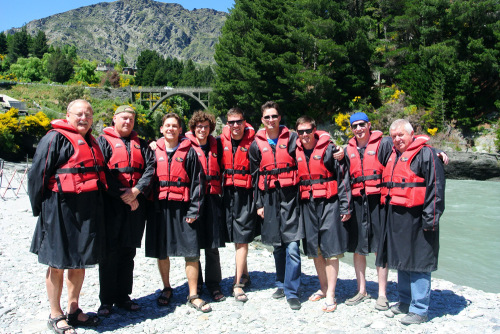 Die Jetboat Truppe