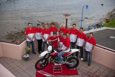 Team Vorstellung TE 449