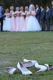 Wer braucht Schuhe?