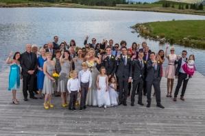 Hochzeitgeschellschaft
