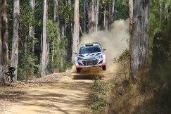 WRC Rally Australia 2014