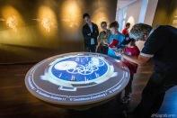 Im Glashütte Uhrenmuseum