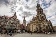 Dresden ist eine schöne Stadt