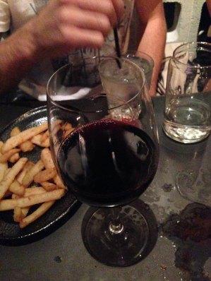 Mal ein Rotwein zwischen durch