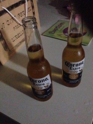 Ein Corona zum Abschluss