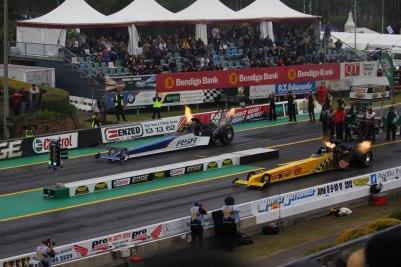 Winternationals 2011 Willowbank Raceway