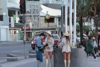 Surfers Paradise Meter Maids