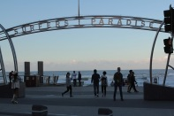 Surfers Paradise Sign