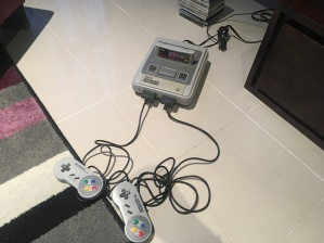 Super Nintendo 16 bit