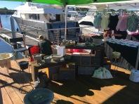 DENK Stall bei den Mummy Tree Markets