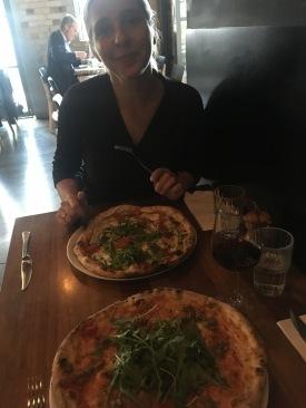 Pizza im Julius