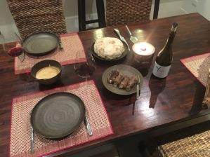 Fertig zum Essen