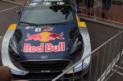 M-Sport Red Bull
