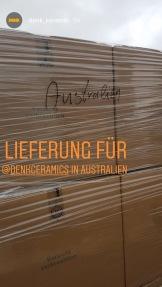 Ware für Australien