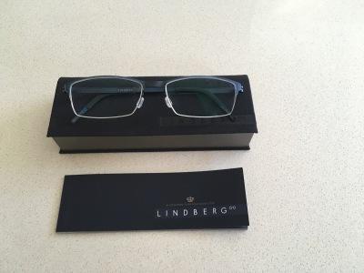 Neue Lindberg Brille