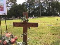 Beerdigung von Maureen