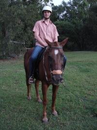 2008-06_Horseride