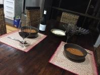 Erstes selber gekochtes Essen, Veg Chilli