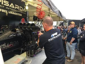 Winternationals 2019 Top Fuel