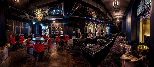 Boom Boom Room - Vault Bar Brisbane
