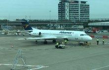 Alliance Fokker 100