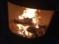 Feuer im Kesse