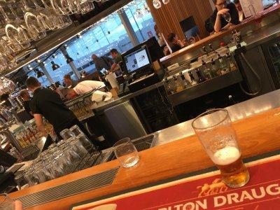 Sydney Flughafen Bar