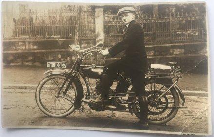 Mein Urgrossvater um 1929?