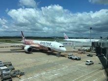 Qantas Boeing 787-900