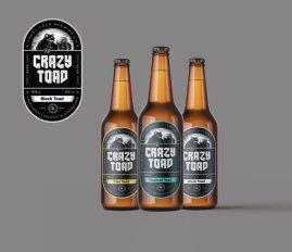 Crazy Toad Beer