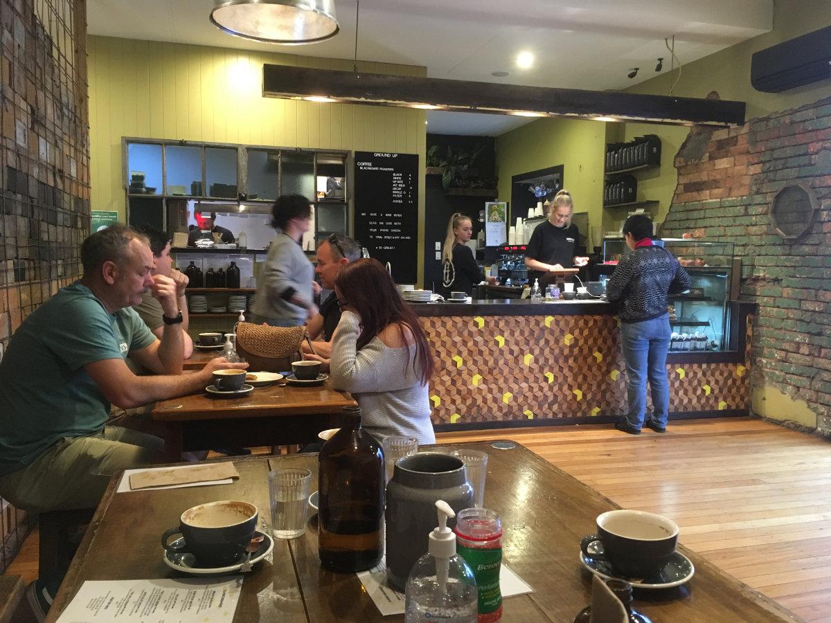 Ground Up Espresso Bar